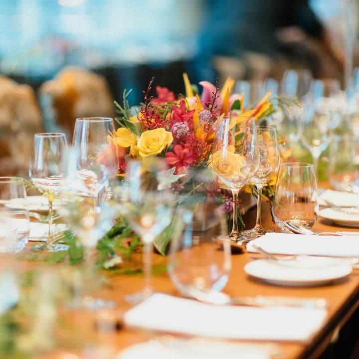 Servicios Catering de bodas en Cáceres